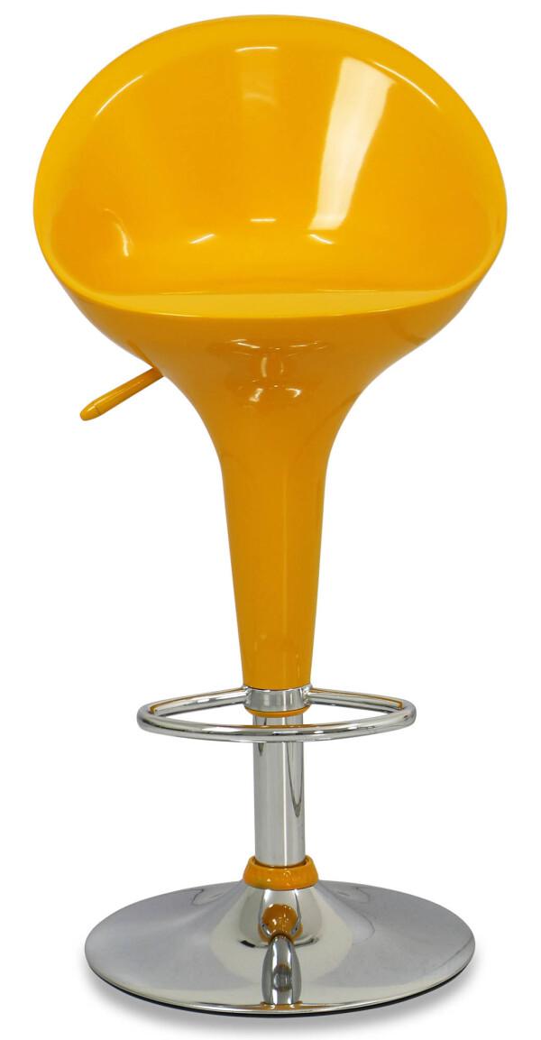 Jay Bar Stool (Yellow)