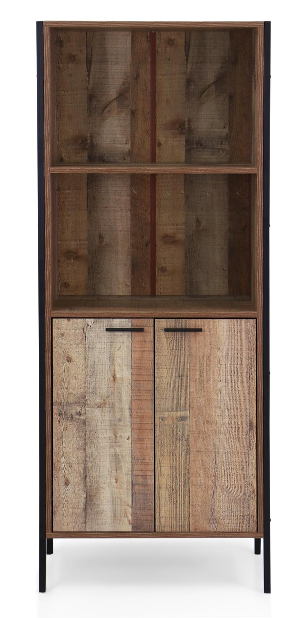 Myro 2 Doors Display Cabinet