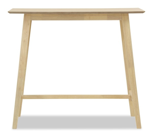 Enzo Bar Table White Wash