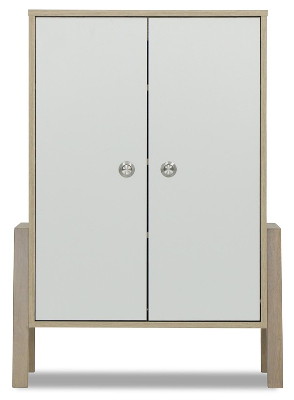 Chiso 2 Doors Shoes Cabinet