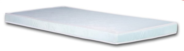 VIRO Night Angel Non-Quilted Foam Mattress - 4 Inch