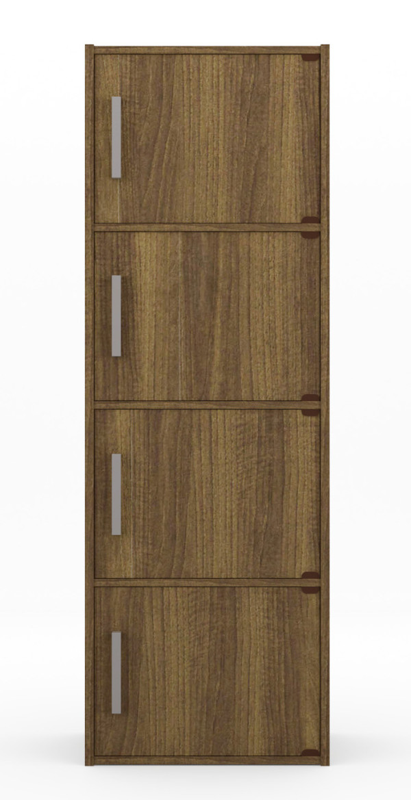 Axel Storage Cabinet in Walnut