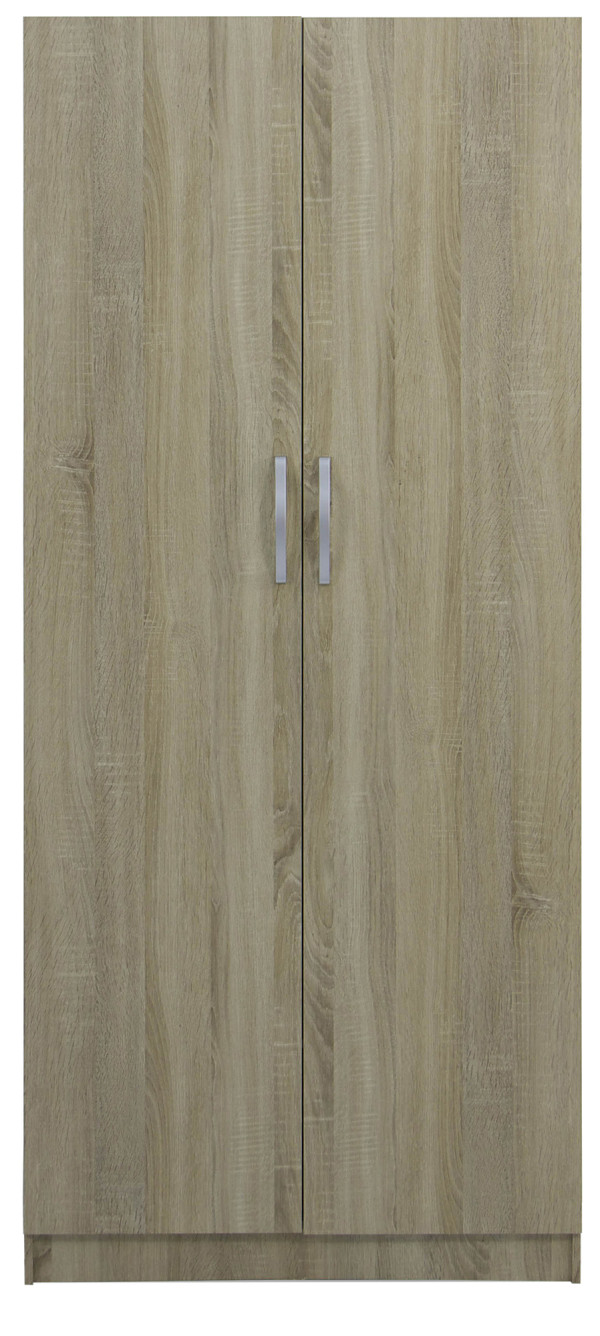 home decorators collection sonoma oak roswell 2 door in sonoma oak hyva collection 12883