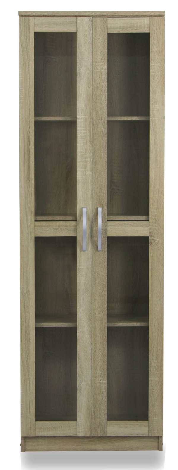 Clyde Storage Cabinet in Sonoma Oak
