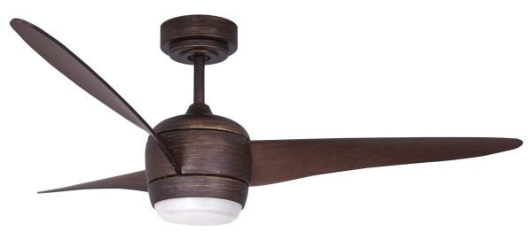 "Fanco Eco- Max 52"" DC Ceiling Fan (Wood)"