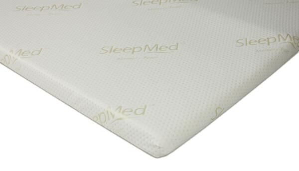 SleepMed Memory Foam Topper (Single Size)