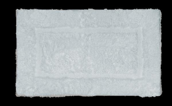 Charles Millen Lush Bathmats (Bright White)