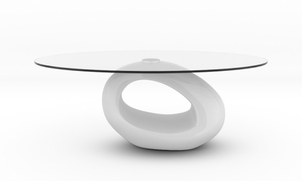 Don Coffee Table White