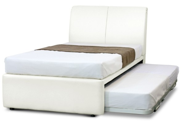 MaxCoil 3 in 1 Bed Hotel Edition in White