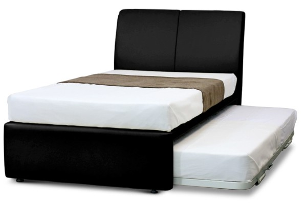 MaxCoil 3 in 1 Bed Hotel Edition in Black