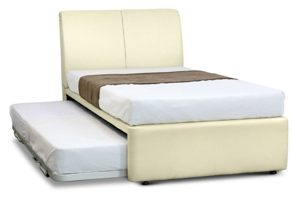 MaxCoil 3 in 1 Bed Hotel Edition in Beige Bedset Package