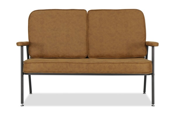 Polina 2 Seater Sofa (Bronze)