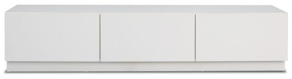 Naeva TV Cabinet in Snow White