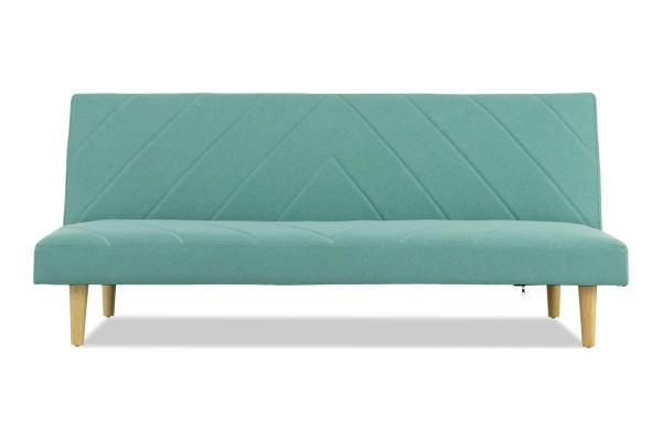 Branton Sofa Bed (Soft Teal)
