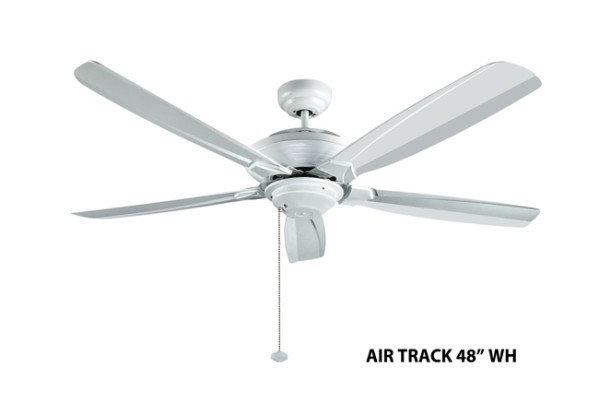 Fanco Air Track 48 Inch Ceiling Fan (White)