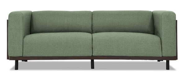 Alfred 3 Seater Sofa Mint