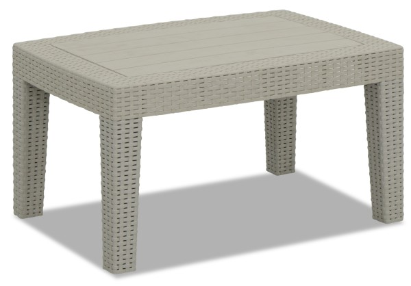 Nina Coffee Table (Light Grey)