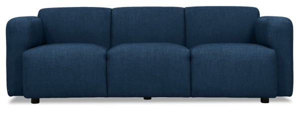 Denise 3 Seater Sofa (Teal)