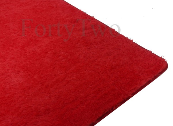 Asche Red Blended Carpet