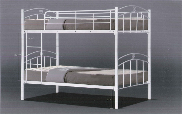Sikes Double Decker Bed
