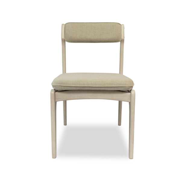 Philos Retro Dining Chair Natural AC1413 Chairs Seating Furniture L