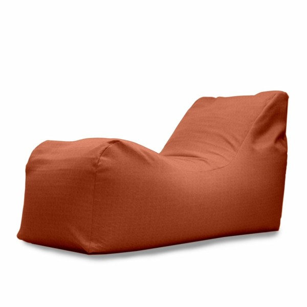 Addison Bean Bag in Orange