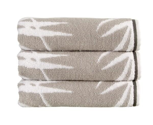 Christy Bamboo Bath Towel (Silver)