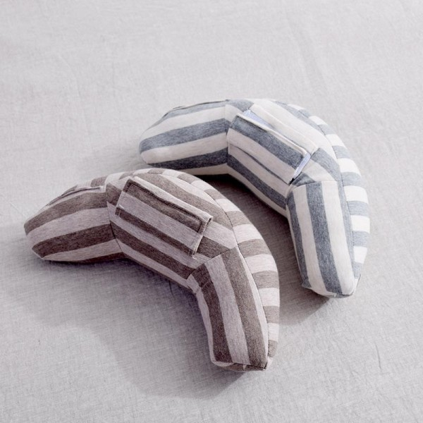 Bedding Day Organic Cotton Yuki Car Neck Support Pillow