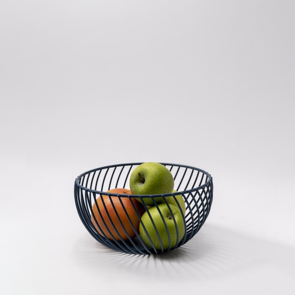 Leif Fruit Basket S (Blue)