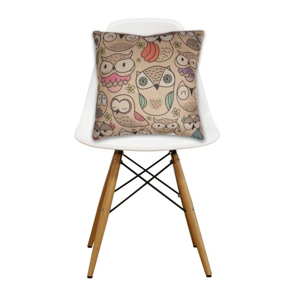 Cushion Owl Family