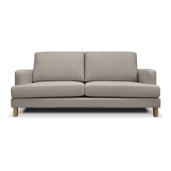 Dawson Sofa in Light Brown