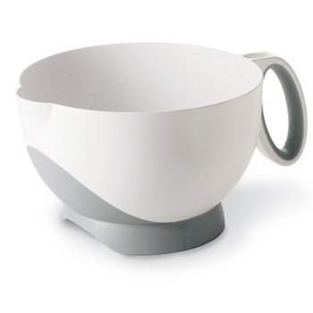 Deluxe Batter Bowl 3L Gray K-CU-26-7036