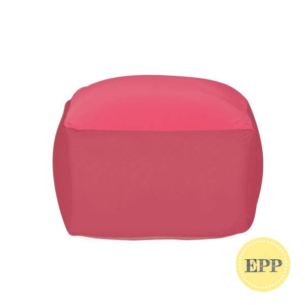 Flexa spandex bean bag by SG Beans (Pink, EPP beans filling)