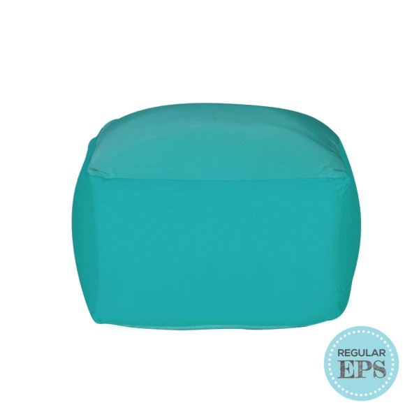 Flexa spandex bean bag by SG Beans (Teal, Regular EPS beans filling)
