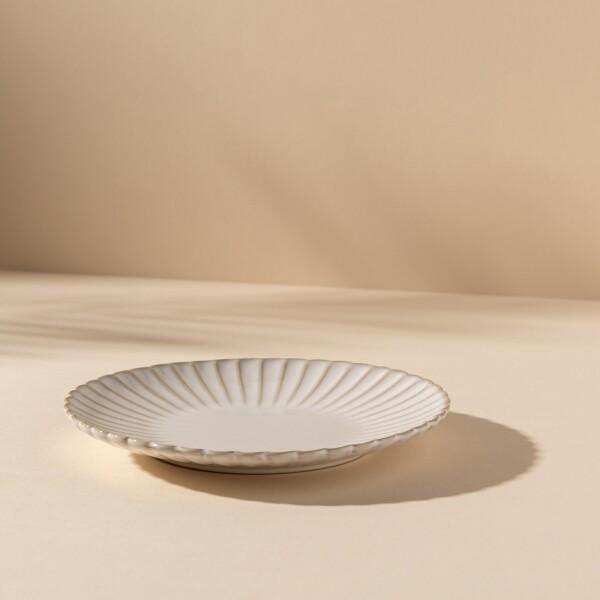 Celeb Salad Plate (Sand White)