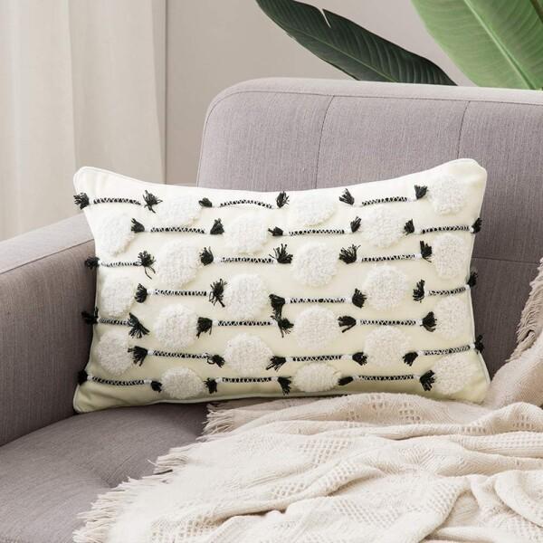 Audie Tufted Cushion