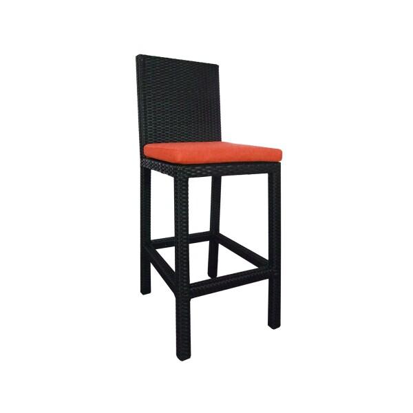 Midas Bar Chair Orange