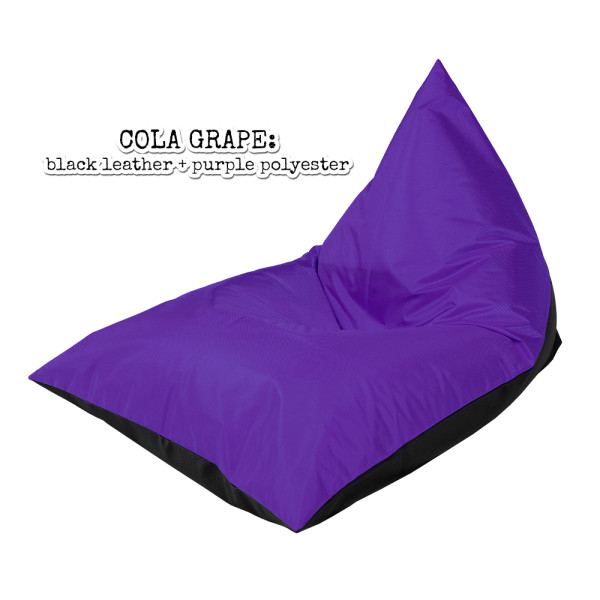 platoopat BeanBag Cola Grape By doob