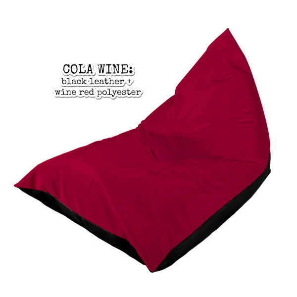 platoopat BeanBag Cola Wine By doob