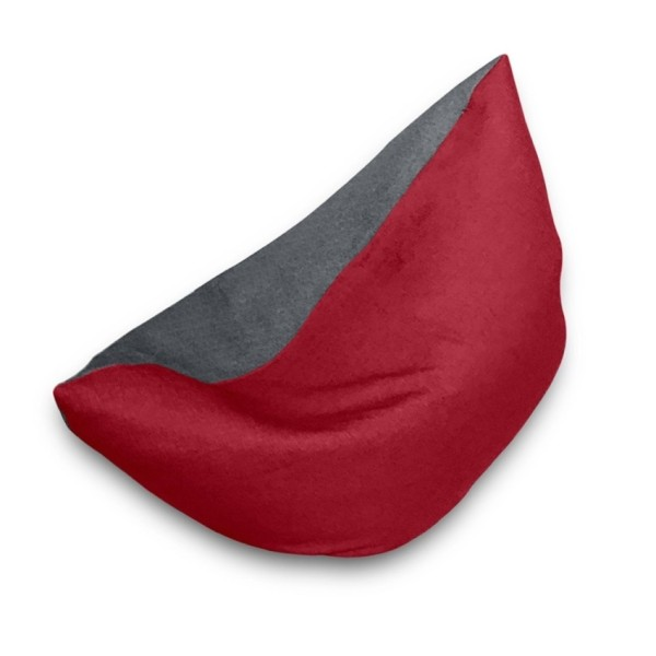 Polly Bean Bag in Red