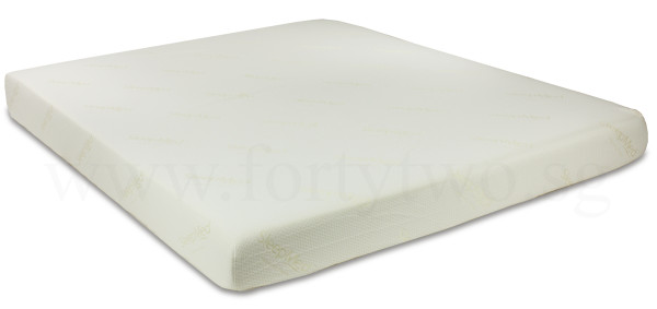 SleepMed Memory Foam Mattress (Queen in 7 inch)