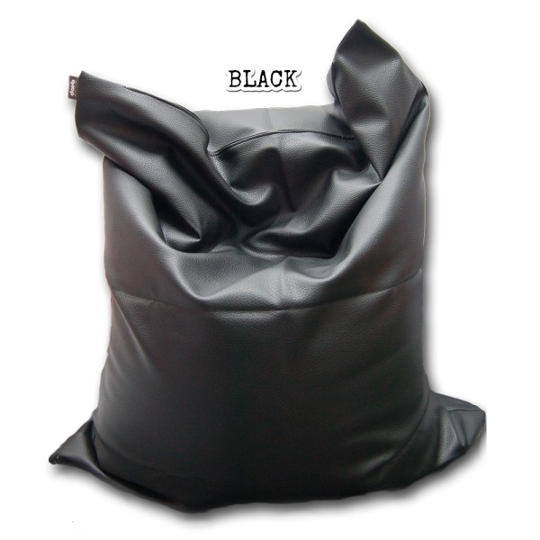 Soopadoopa Beanbag Black by doob