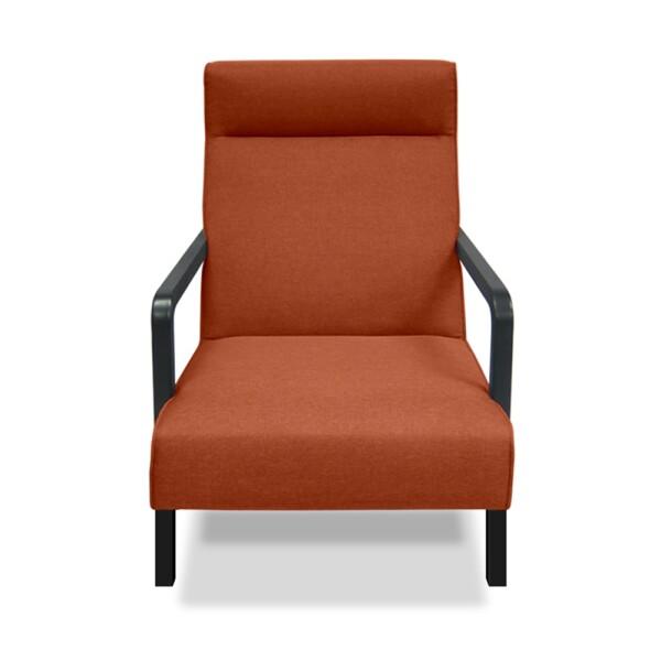 Swaff Armchair (Orange)
