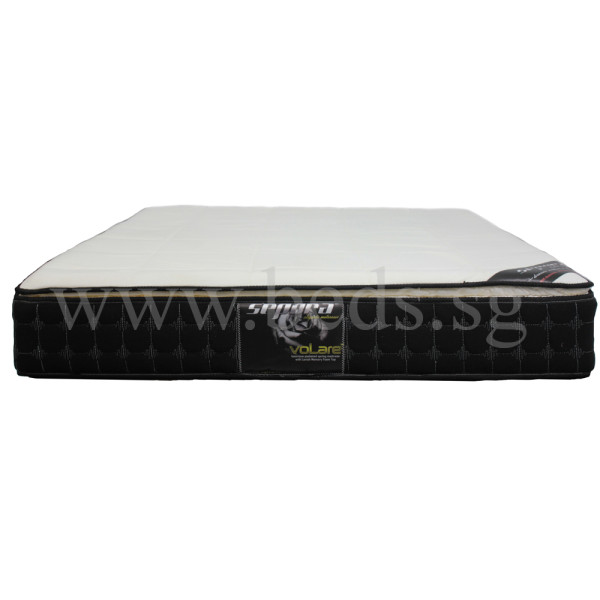 Sepora Volare Memory Foam Pillowtop Mattress - King Size