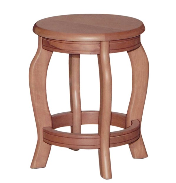 Solid Wood Stool 788