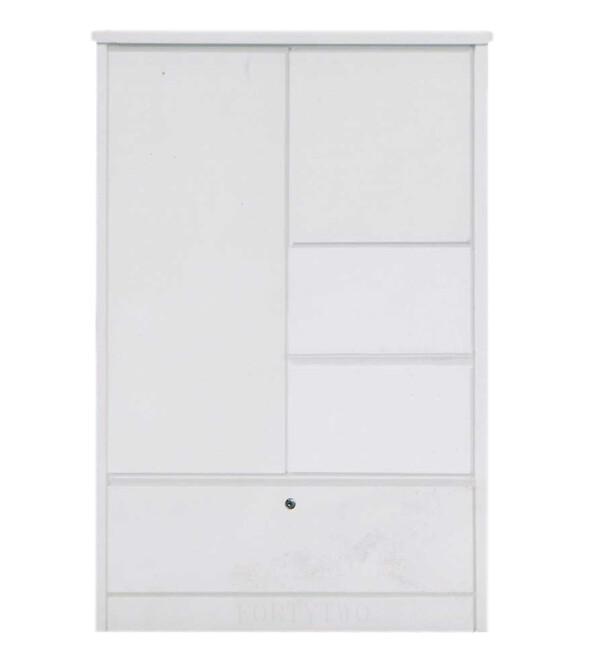 Flora Cabinet White