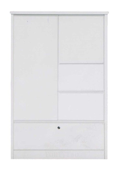 Flora Cabinet White - Chest of Drawers - Storage Units - Bedroom Furniture & Sets    Furniture & Home Décor   FortyTwo