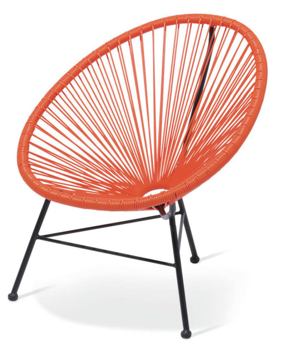 Summer Sunset Patio Chair