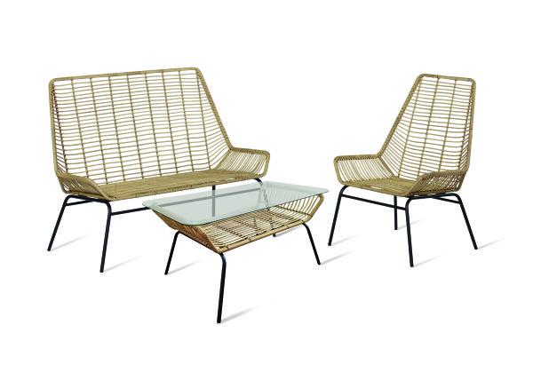 Marigold 3 Seater Sofa Set