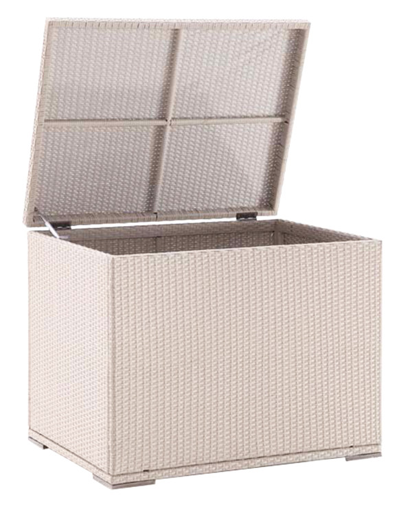 Square Storage Box (Latte)